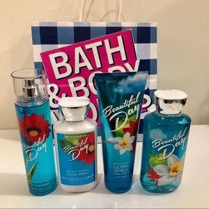 (#BBW1) BATH & BODY WORKS BEAUTIFUL DAY